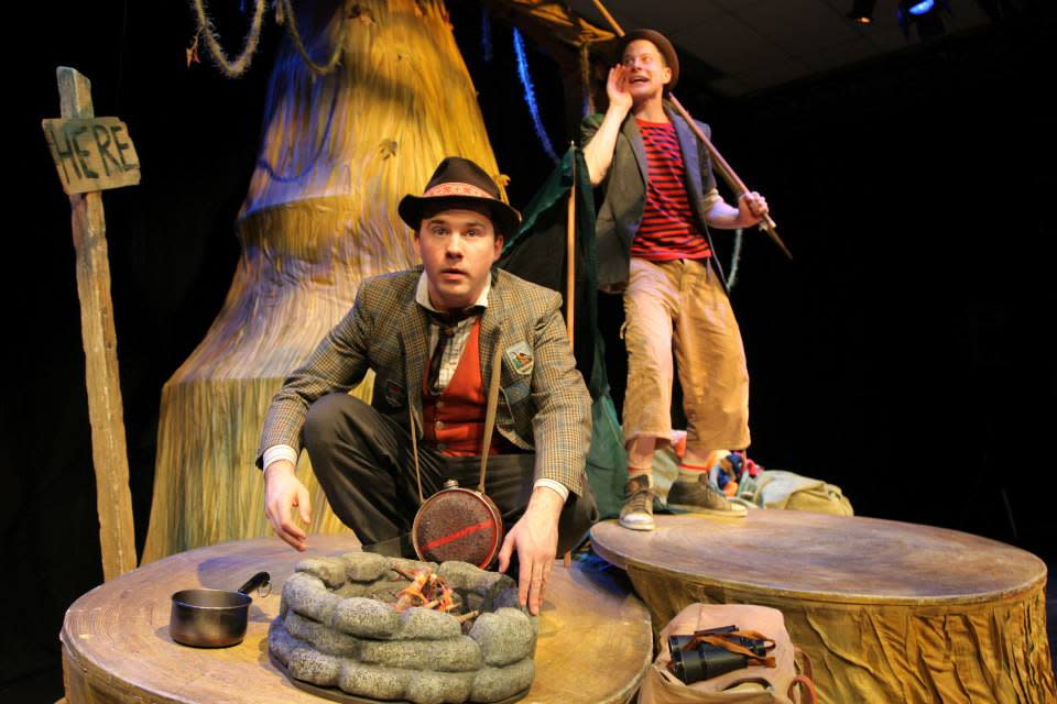 Dib and Dob and the Journey Home at the Manitoba Theatre Centre for Young People