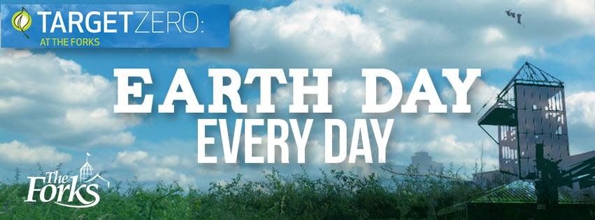 Earth Day at The Forks
