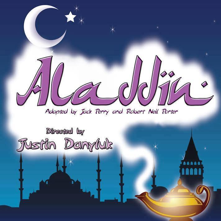 Aladdin at the Dramatic Arts Centre