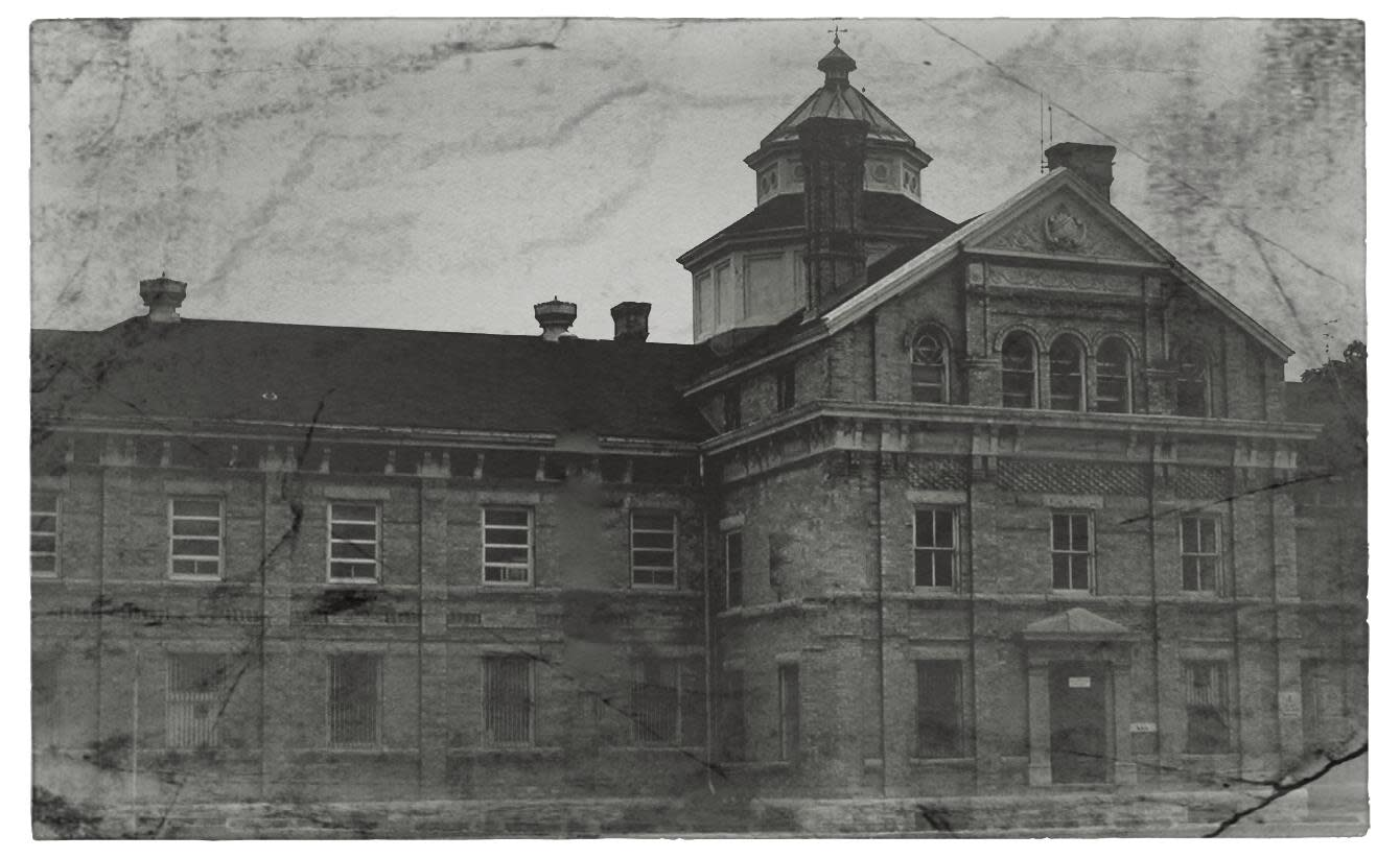 Historic Vaughan Street Jail