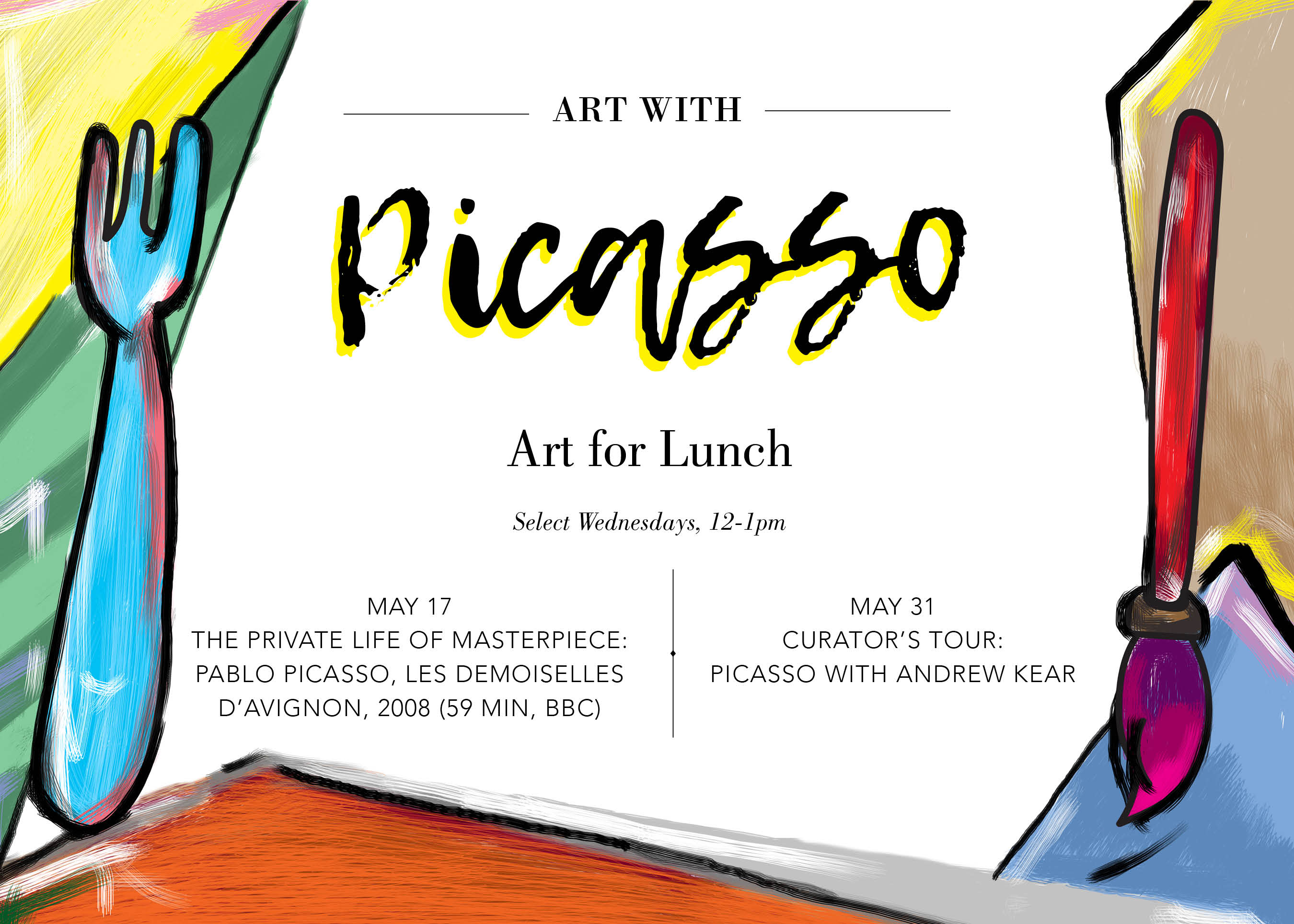 You're invited to spend the summer with Picasso at the Winnipeg Art Gallery