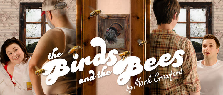 The Birds and the Bees at Prairie Theatre Exchange