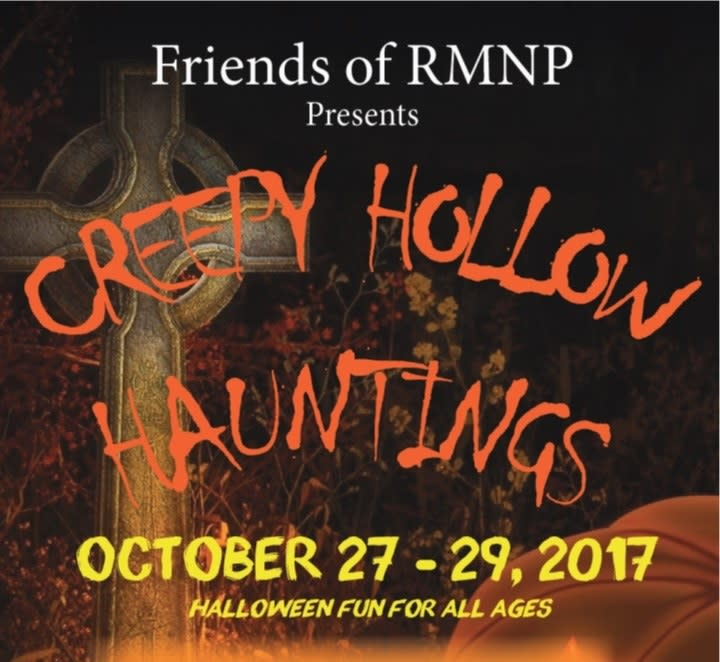 Creepy Hollow Hauntings, Friends of Riding Mountain National Park