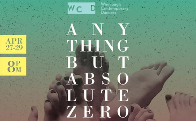 Winnipeg Contemporary Dancers - Anything But Absolute Zero