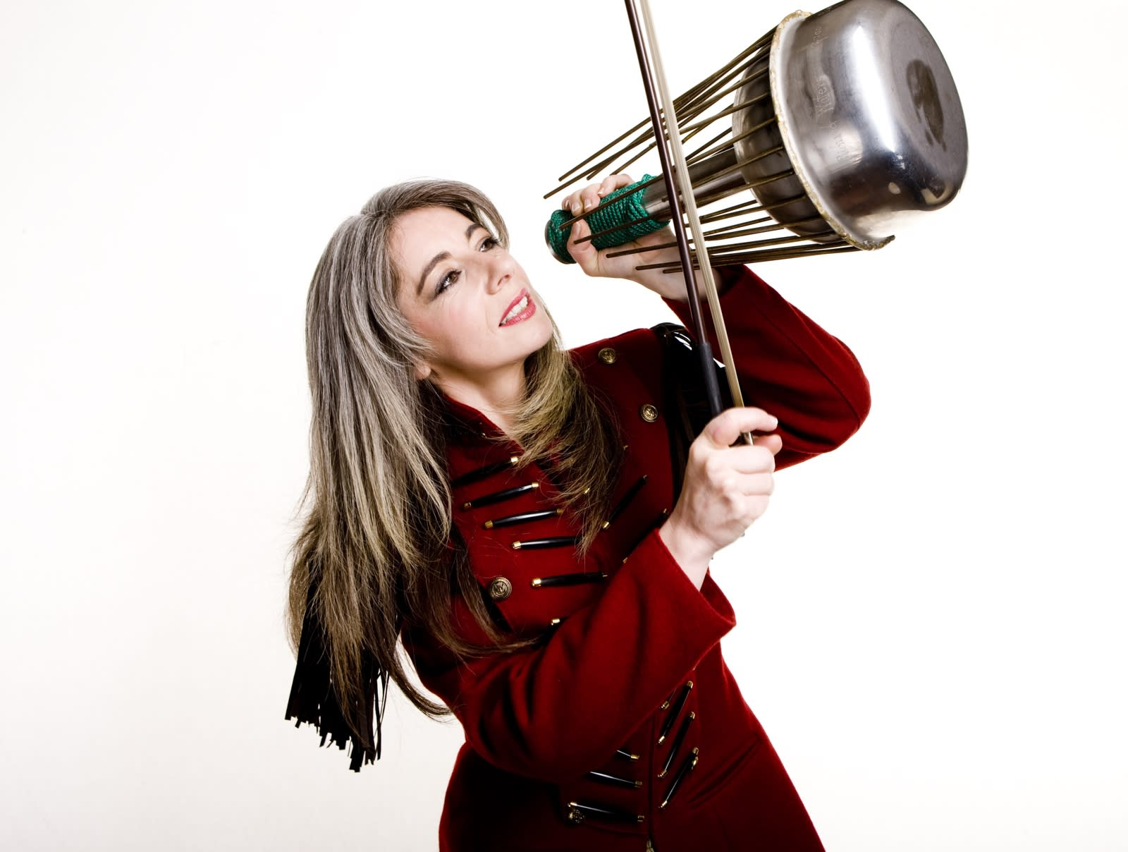 Evelyn Glennie at the WCO