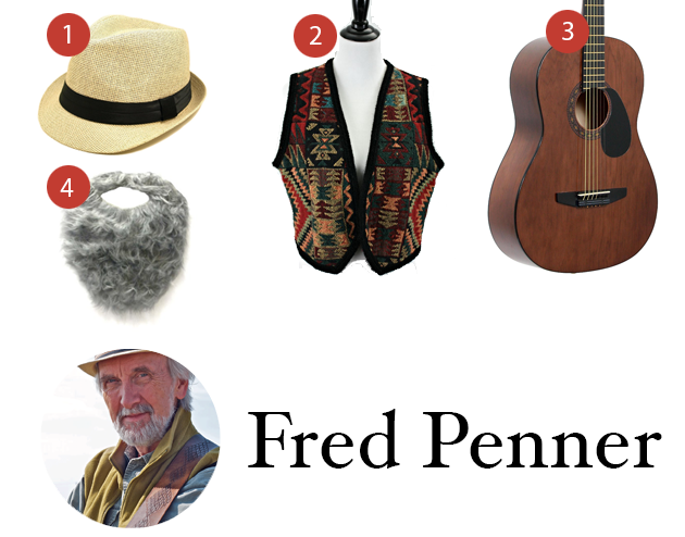 Fred Penner Manitoba Costume Ideas