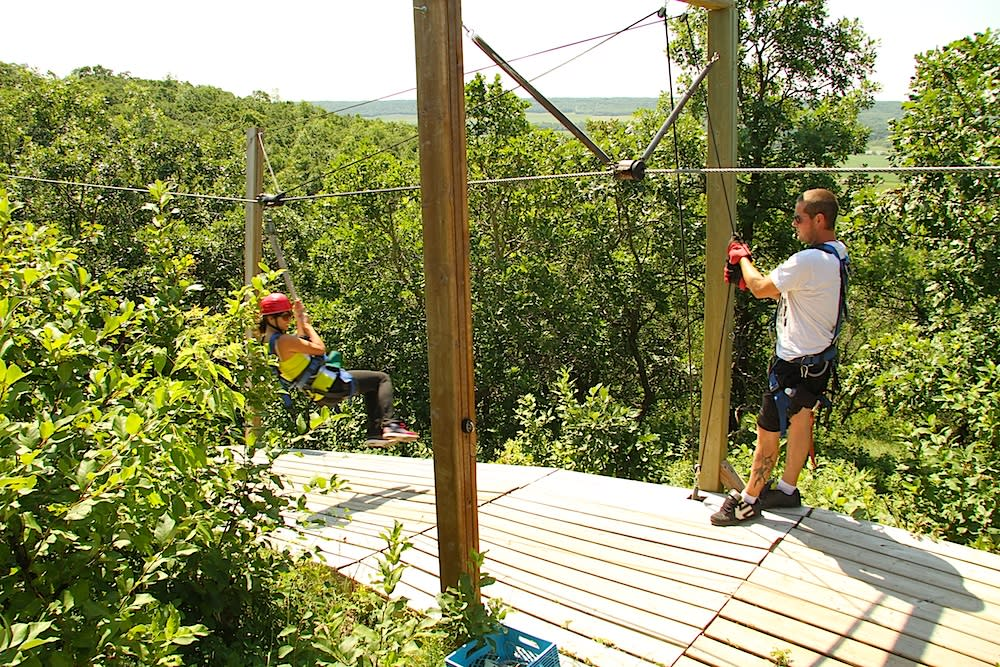 Hy Wire Zipline Adventures