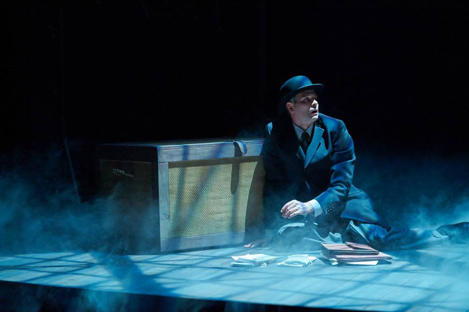 The Woman in Black at Royal Manitoba Theatre Centre