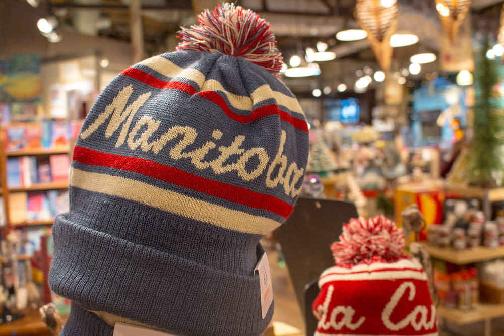 Manitoba Toque by Arborist from The Forks Trading Company
