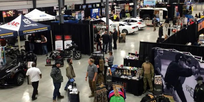 Photo courtesy of the Manitoba Outdoors Show Facebook page
