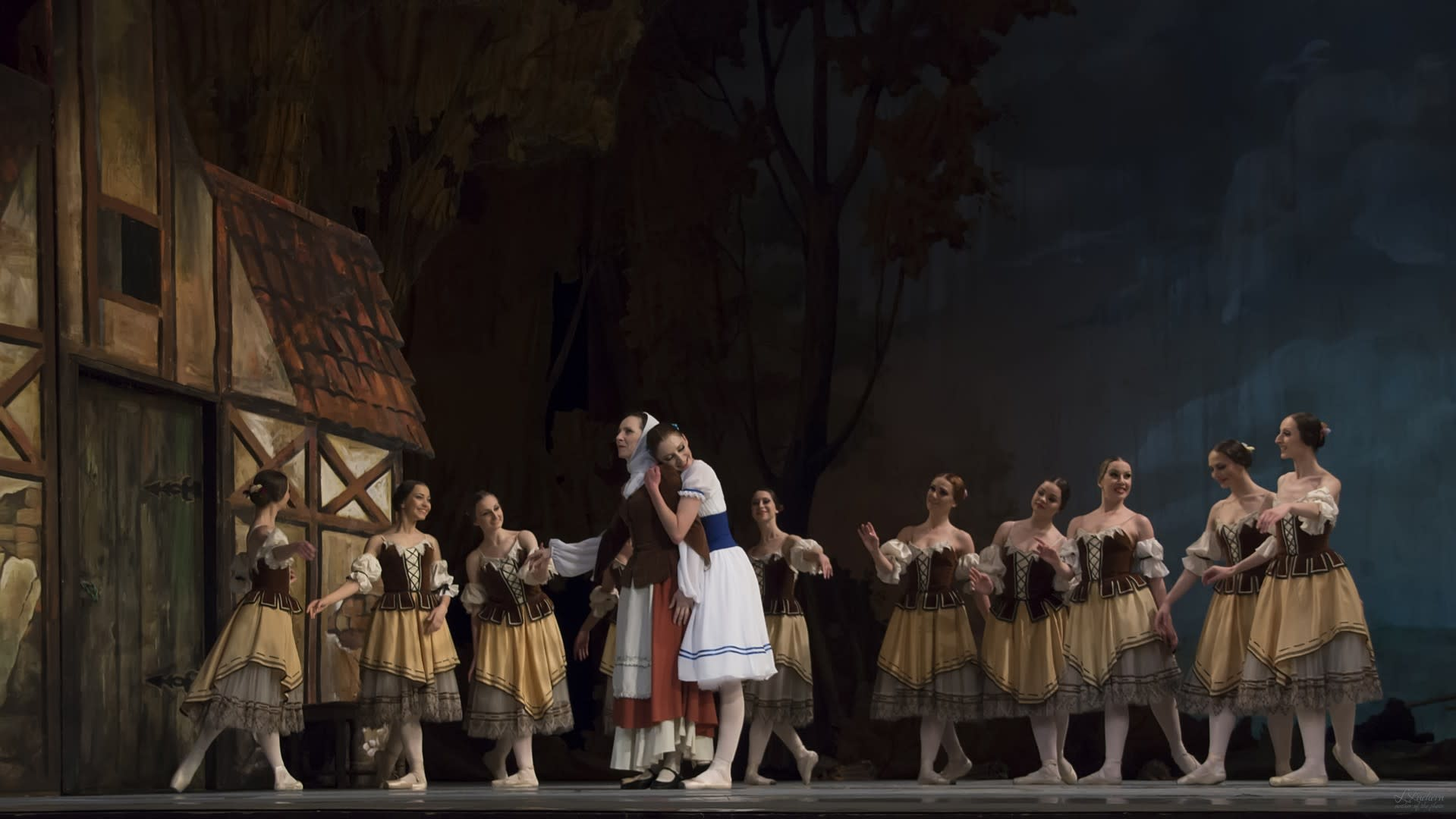The Great Russian Ballet presents Giselle