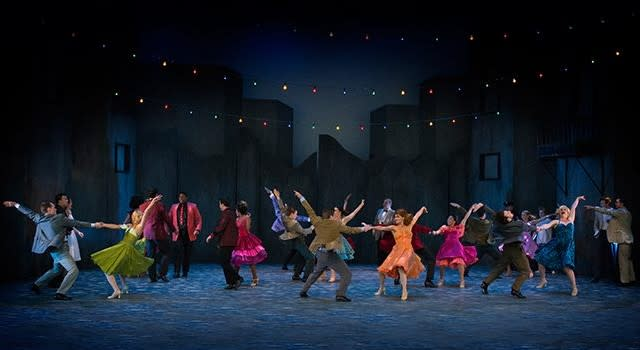 Rainbow Stage West Side Story