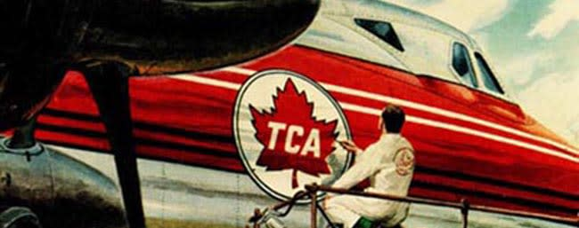 The Early Days of Passenger Travel, Royal Aviation Museum of Western Canada