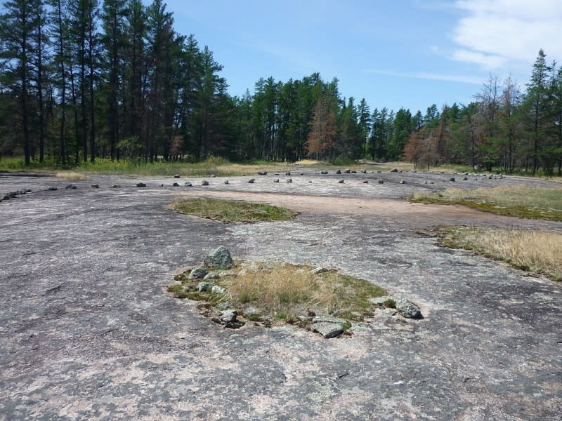 Image of Whiteshell Petroforms by David Johnson