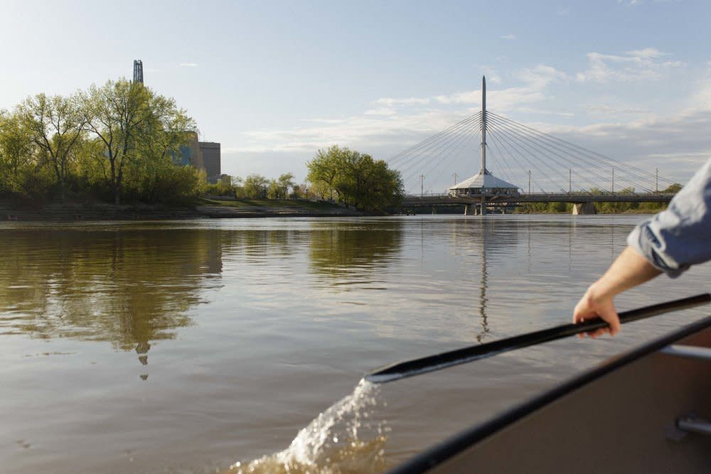 Twin River Paddle