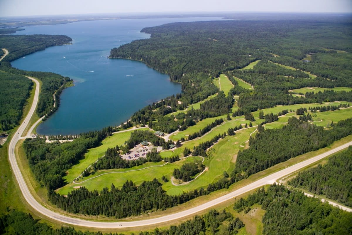 Tee Up Westman: Clear Lake Golf Course, Riding Mountain National Park