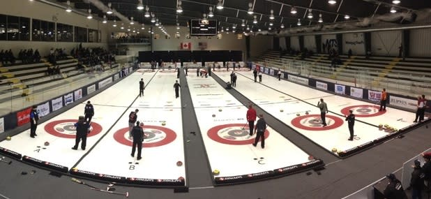 Safeway Championship Curling