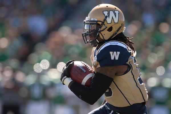 Blue and Gold: The Winnipeg Blue Bombers