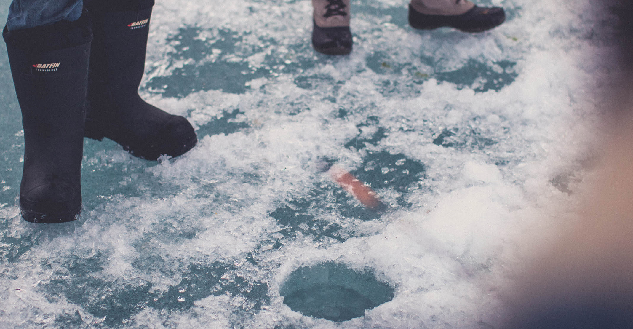 Ice Fishing For Beginners: FortWhyte Alive