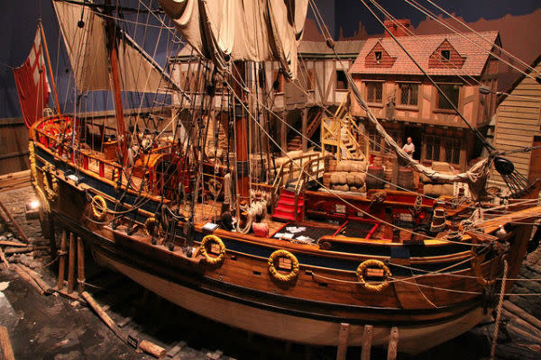 Nonsuch - The Manitoba Museum
