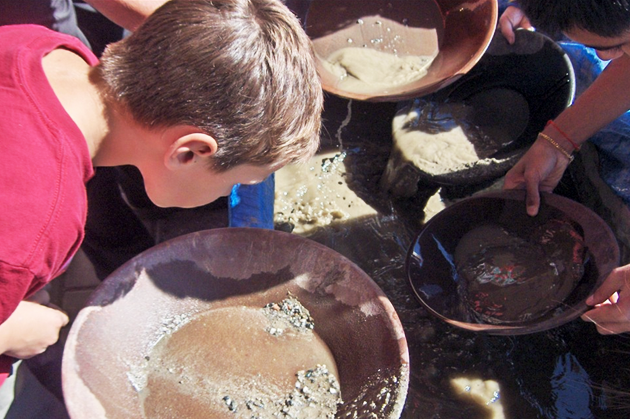 Archaeology, Rocks and Minerals Weekend