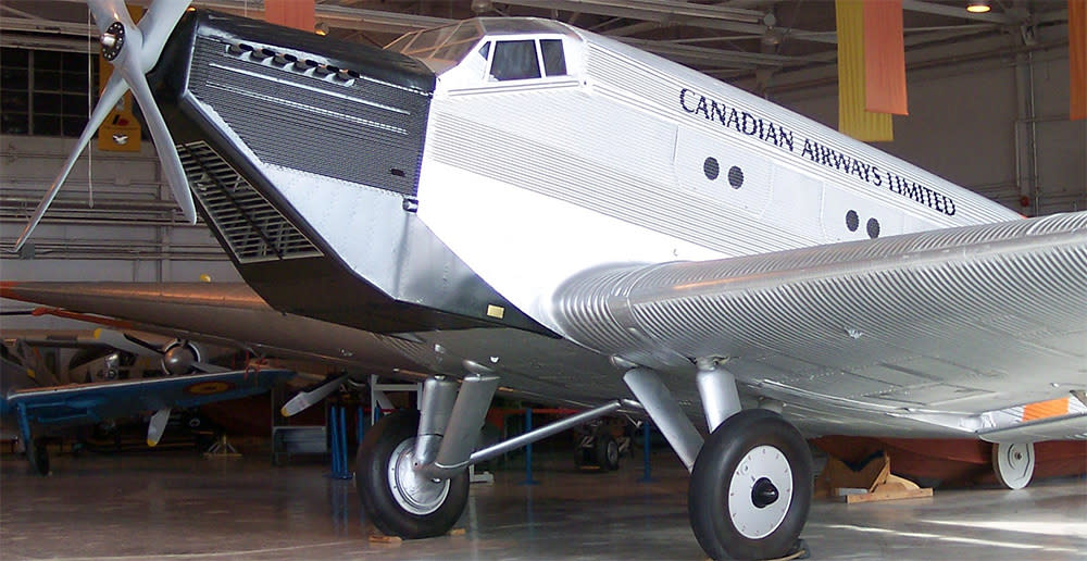 Royal Aviation Museum of Western Canada