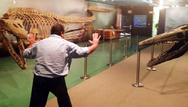 Peter Cantelon doing some #Prattkeeping at the CFDC.