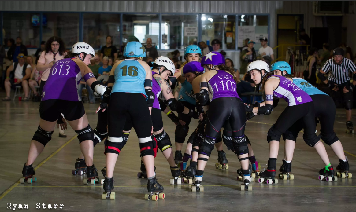 Riot on the Red Roller Derby, Winnipeg
