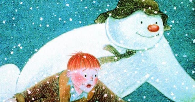 The Snowman & The Bear at the Winnipeg Symphony Orchestra