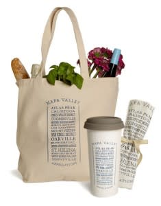 Appellations Napa Valley Gift Set - Mercantile 12