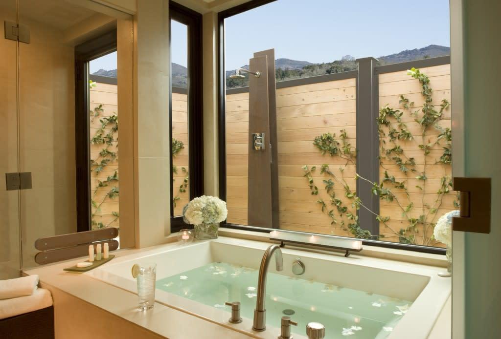 Bardessono Bathtub