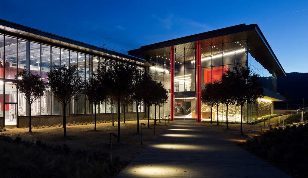 Modern Architecture - HALL St. Helena
