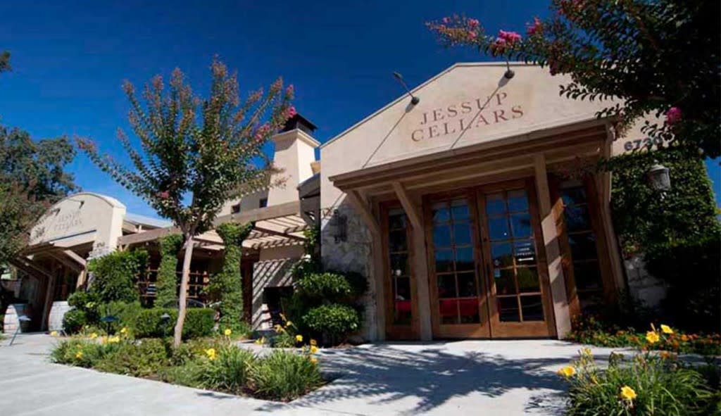 Jessup Cellars Wine Tasting Room