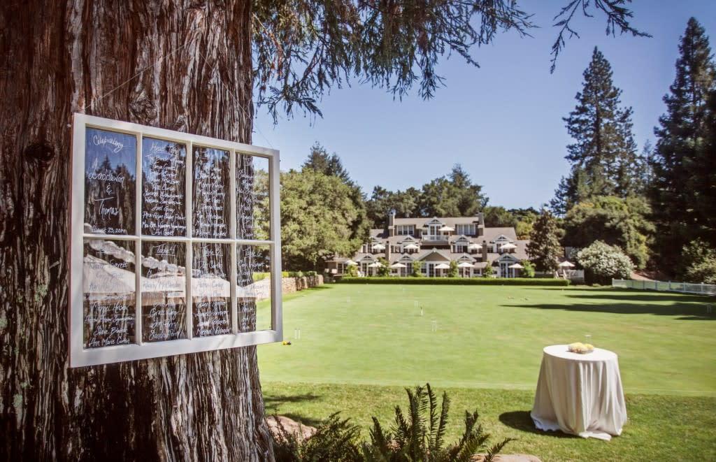 Meadowood Weddings 6 - Croquet Glen