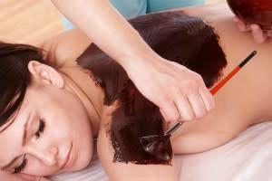 Milliken Creek Inn & Spa Chocolate Massage