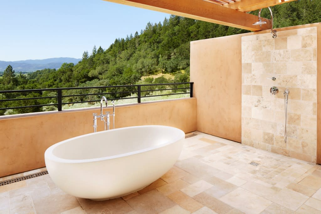 Napa Valley's Most Luxurious Rooms - Auberge du Soleil