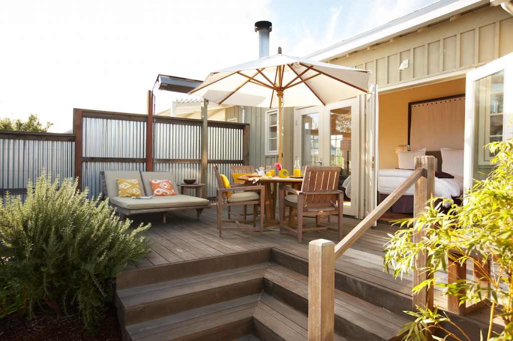 Napa Valley's Most Luxurious Rooms - The Carneros Inn