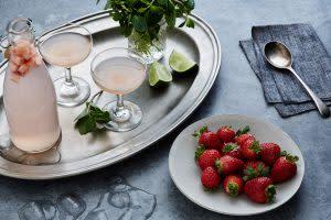 Strawberry Mule- X-Large