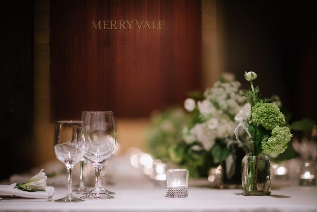 Summer Wedding Series Merryvale Cask Room