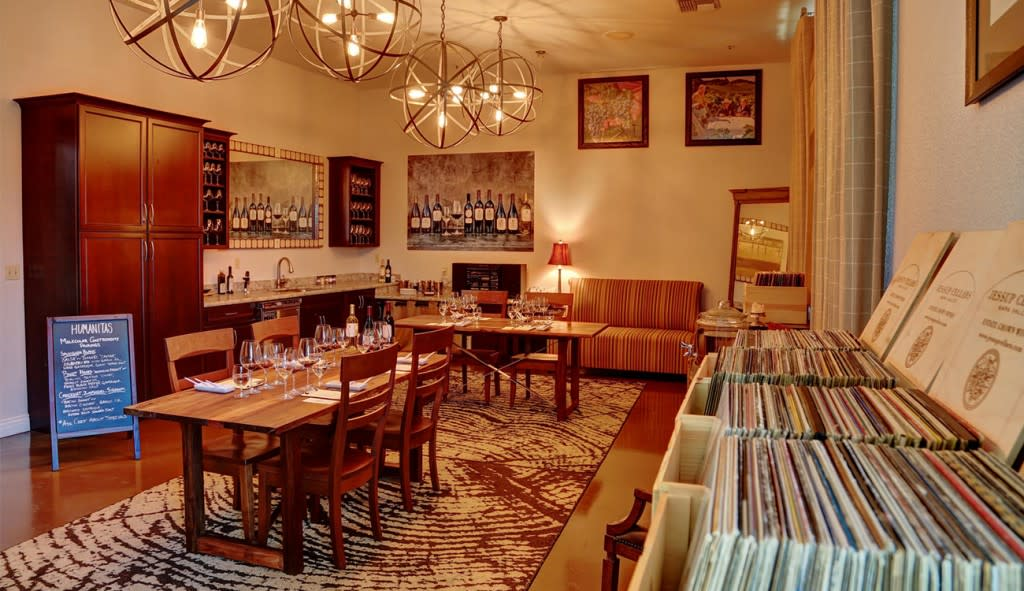 The Best Napa Valley Wine Tasting Rooms - Humanitas