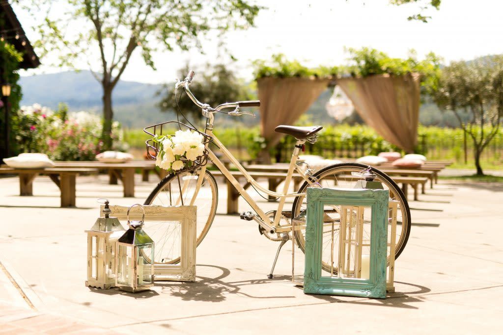 Wine Country Wedding at Harvest Inn
