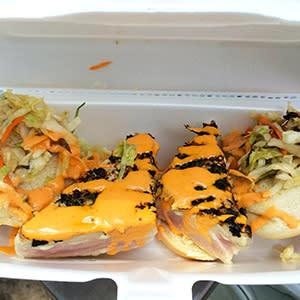 Ahi Tuna-Food Truck in Newark