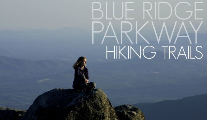 Blue Ridge Parkway Hiking Trails