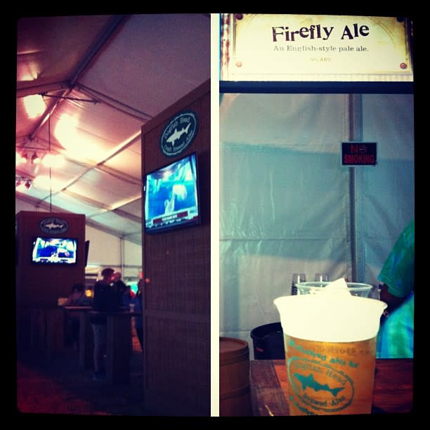 Dogfish Head Brewery Firefly Ale