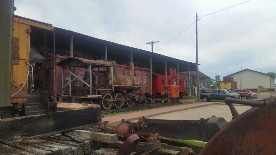 Colfax Train Museum
