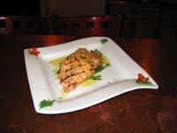 Mountain Trout healthy seafood recipe