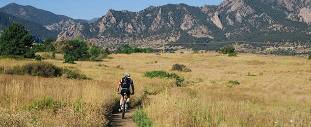 Mountain Biking Boulder