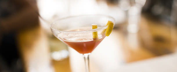 Holiday cocktails at the J& L Distilling Company in Boulder