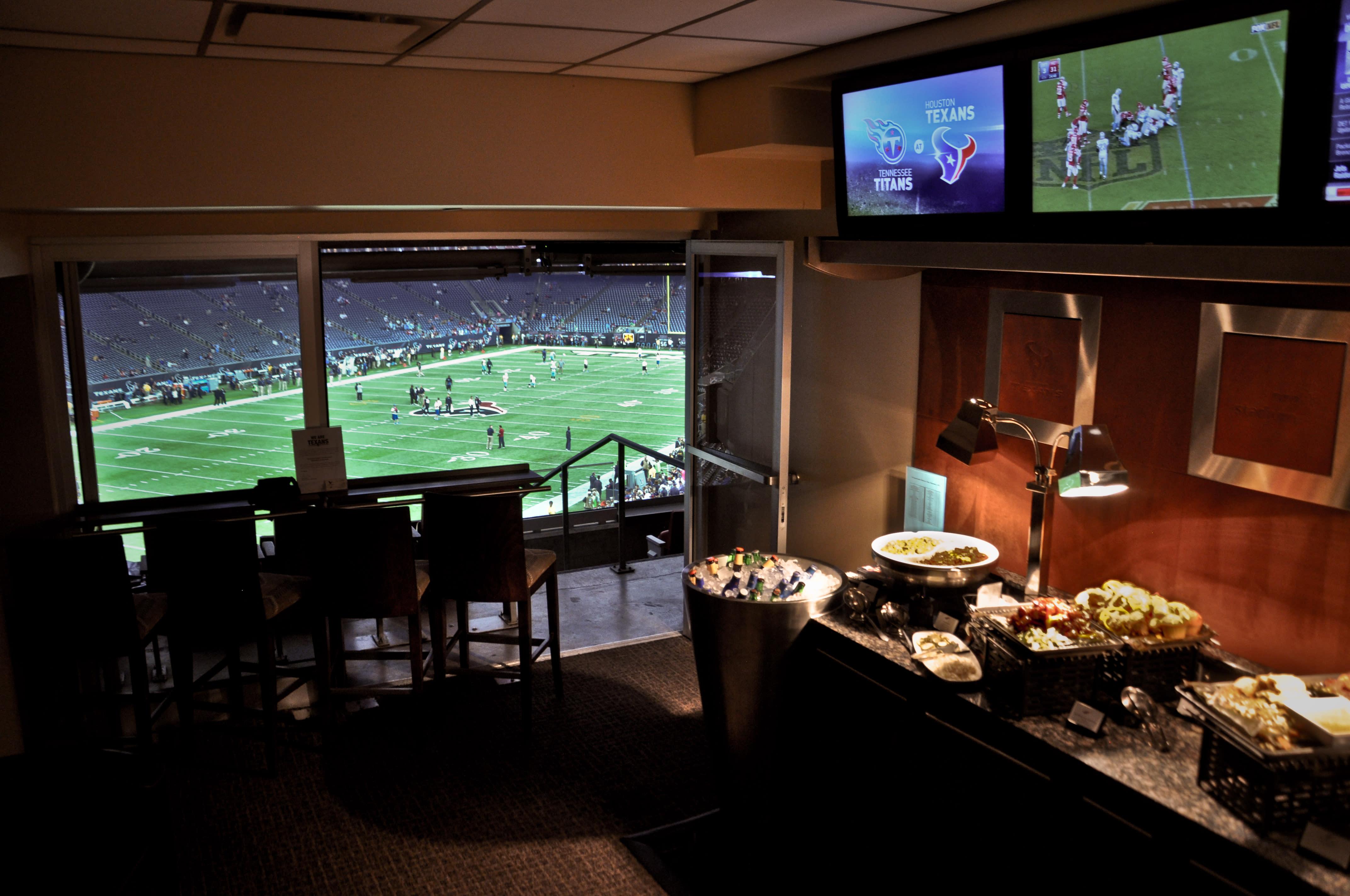 NRG Stadium Suite