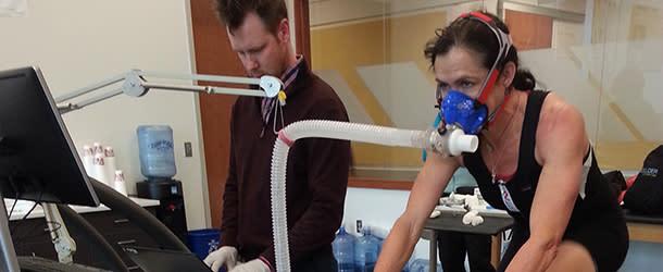 CU Sports Medicine Testing In Progress